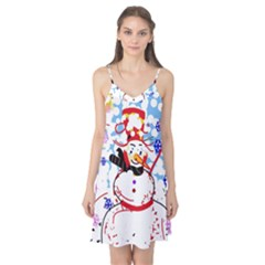 Snowman Camis Nightgown