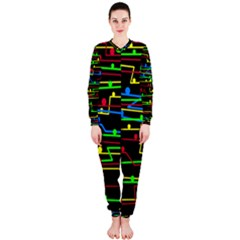 Stay in line OnePiece Jumpsuit (Ladies)