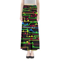 Stay in line Maxi Skirts