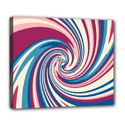 Lollipop Deluxe Canvas 24  x 20