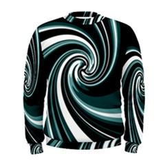 Elegant twist Men s Sweatshirt