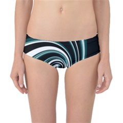 Elegant twist Classic Bikini Bottoms