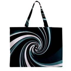 Elegant twist Medium Tote Bag
