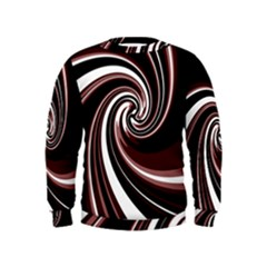 Decorative twist Kids  Sweatshirt