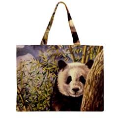 Panda Medium Tote Bag
