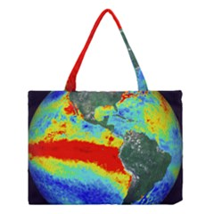 Earth Medium Tote Bag