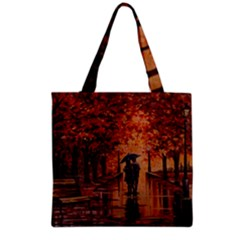 Unspoken Love  Grocery Tote Bag