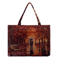 Unspoken Love  Medium Tote Bag