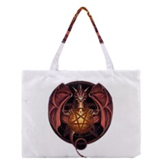 Fantasy Dragon Medium Tote Bag