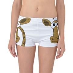Giraffe  Boyleg Bikini Bottoms