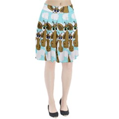 Just the two of us Pleated Skirt