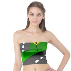 Hit the road Tube Top