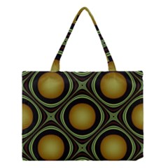 Abstract Background Design Medium Tote Bag