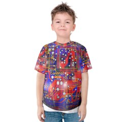 Board Ball About Head Board Kids  Cotton Tee