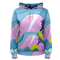 Under the sea Women s Pullover Hoodie