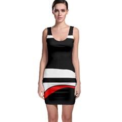 Fantasy Sleeveless Bodycon Dress