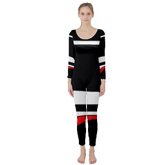 Fantasy Long Sleeve Catsuit