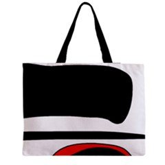Fantasy Medium Zipper Tote Bag