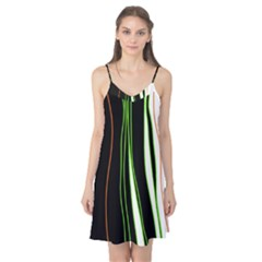 Colorful lines harmony Camis Nightgown