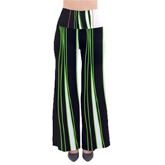 Colorful lines harmony Pants