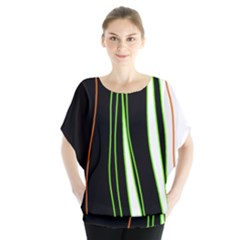 Colorful Lines Harmony Blouse