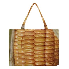 Corn Pattern Agriculture Natural Medium Tote Bag