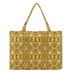 Fabric Design Pattern Color  Medium Tote Bag