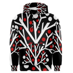 Simply decorative tree Men s Pullover Hoodie