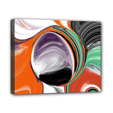 Abstract Orb Canvas 10  x 8