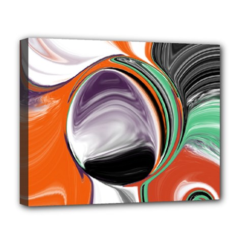 Abstract Orb Deluxe Canvas 20  x 16