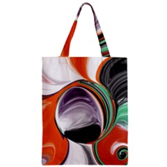Abstract Orb Classic Tote Bag