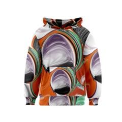 Abstract Orb Kids  Pullover Hoodie