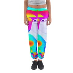 Abstract Color Dream Women s Jogger Sweatpants