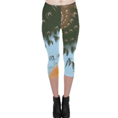 Sunraypil Capri Leggings
