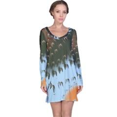 Sunraypil Long Sleeve Nightdress