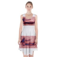 Ebola Racerback Midi Dress