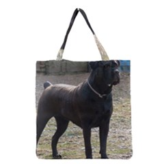Cane Corso Full Grocery Tote Bag
