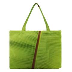 Ensete leaf Medium Tote Bag