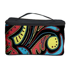 Colorful abstract spot Cosmetic Storage Case
