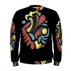 Colorful abstract spot Men s Sweatshirt