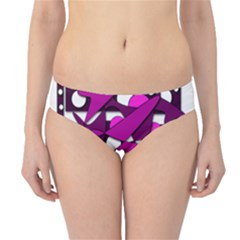 Something purple Hipster Bikini Bottoms
