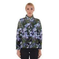 Little Blue Forget-me-not flowers Winterwear