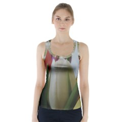 Colored By Tulips Racer Back Sports Top