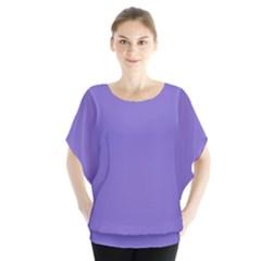 Lilac - purple color design Blouse