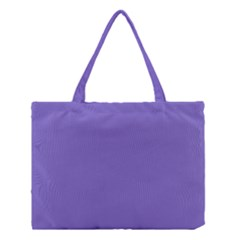 Lilac - purple color design Medium Tote Bag