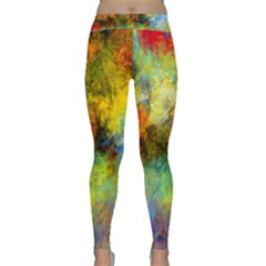 Lagoon Yoga Leggings
