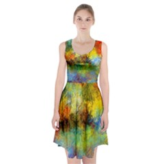 Lagoon Racerback Midi Dress
