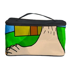 Giant foot Cosmetic Storage Case