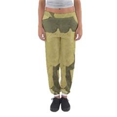 Stylish Gold Stone Women s Jogger Sweatpants