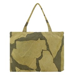 Stylish Gold Stone Medium Tote Bag